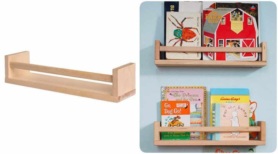 Decoración infantil Montessori