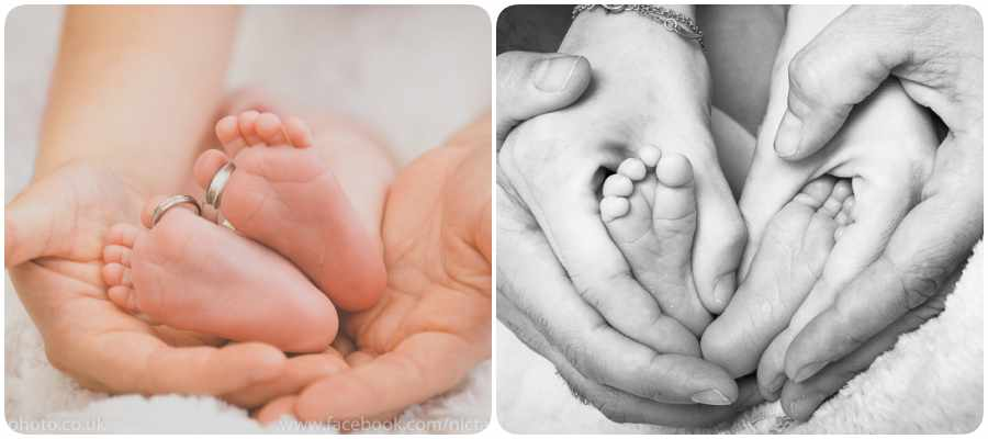 Fotos de bebes para guardar toda la vida