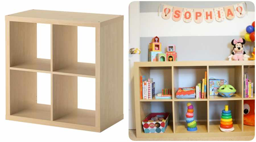 Montessori en casa: crea una habitaciu00f3n infantil con artu00edculos Ikea