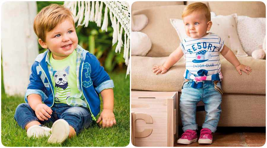 Moda bebes 2016 for Jardin infantil verano 2016