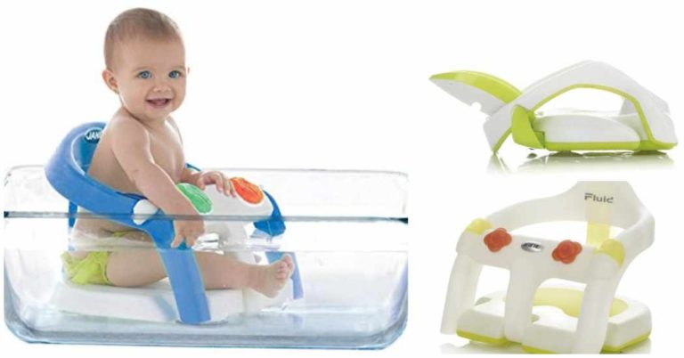Jané: conoce las sillas de baño para bebés