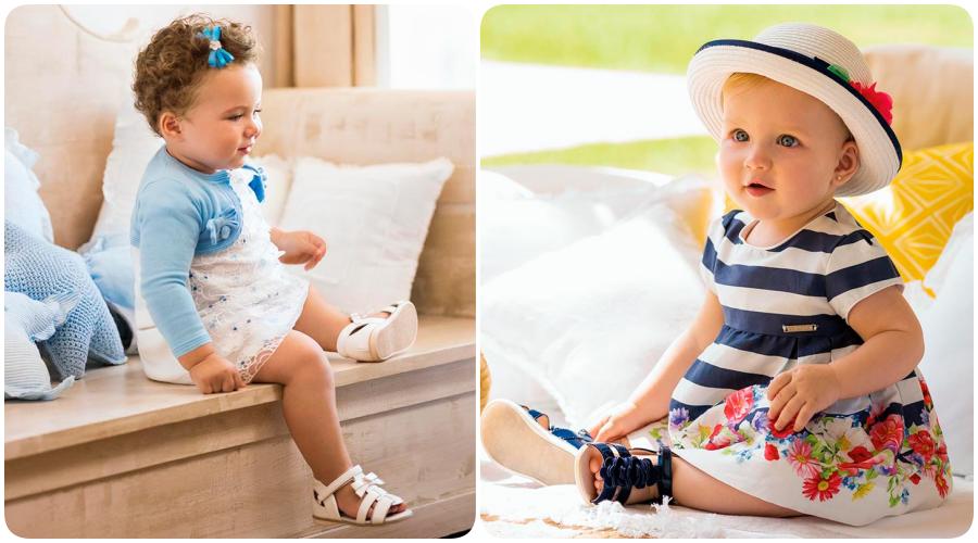 Mayoral, ropa infantil primavera 2016