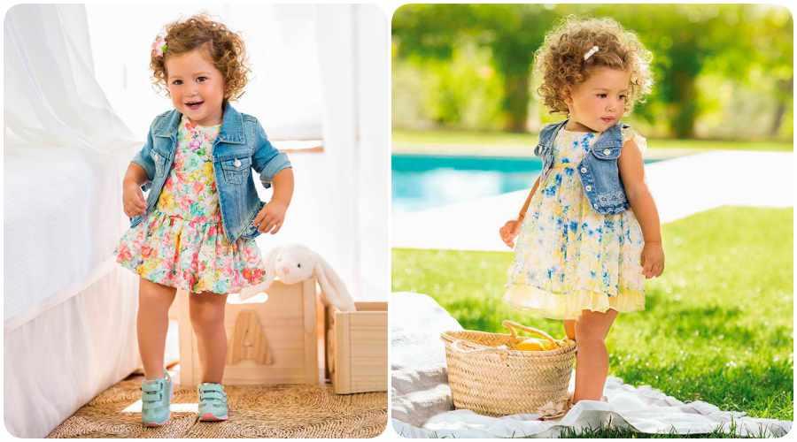 Mayoral, moda infantil 2016
