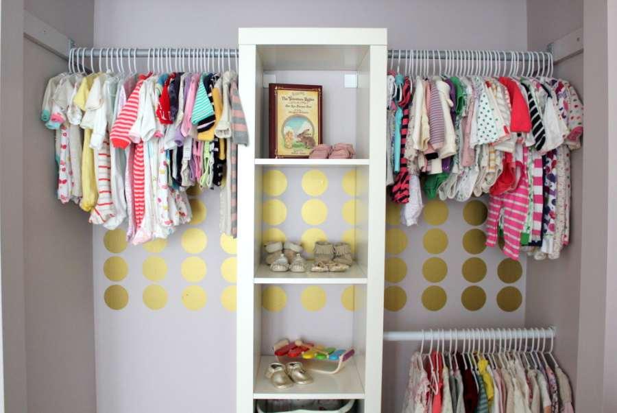 Decorar la habitación del bebé ikeando