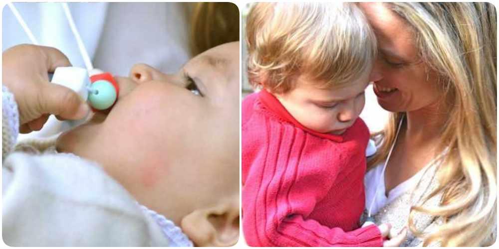 Collar de Lactancia para bebés