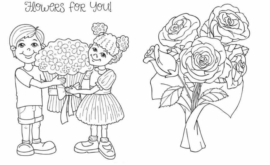 9 Dibujos Para El Dia De La Madre Menudosbebescom