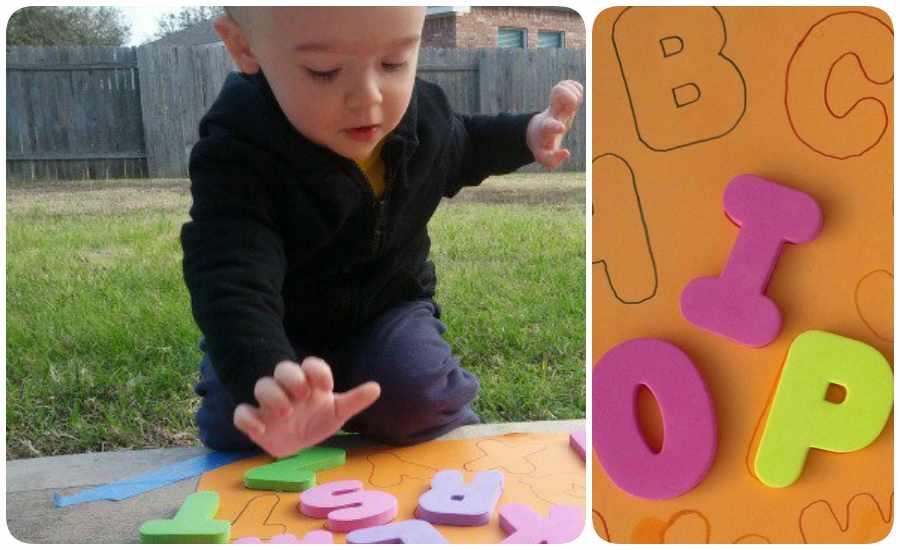 Juegos caseros para niños pequeños