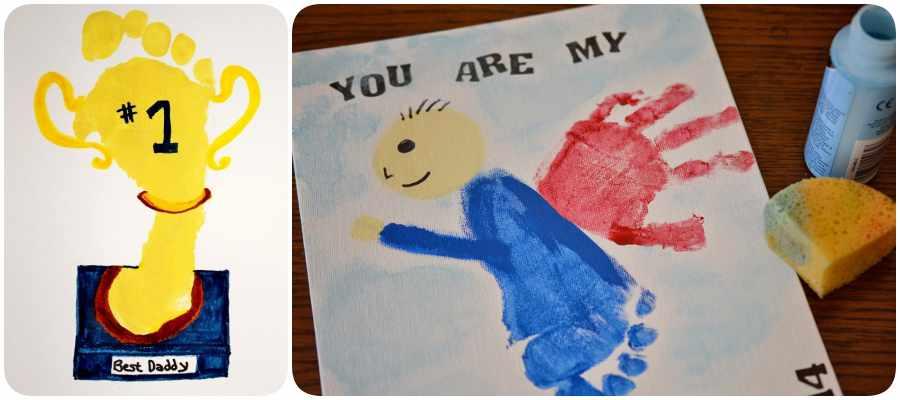 7 Manualidades Infantiles Para El Dia Del Padre
