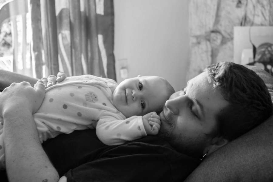 Psicomotricidad del bebé 7 meses
