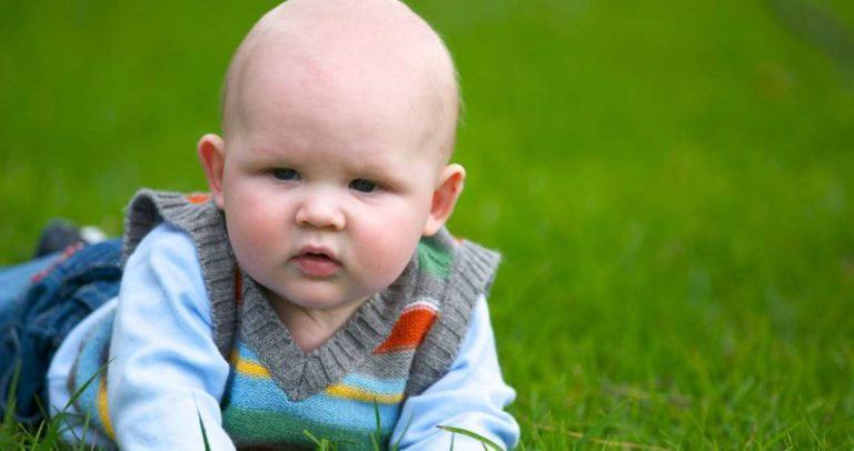 Psicomotricidad del bebé 6 meses