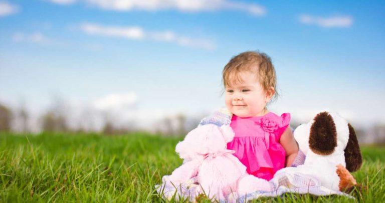 Psicomotricidad del bebé 8 meses