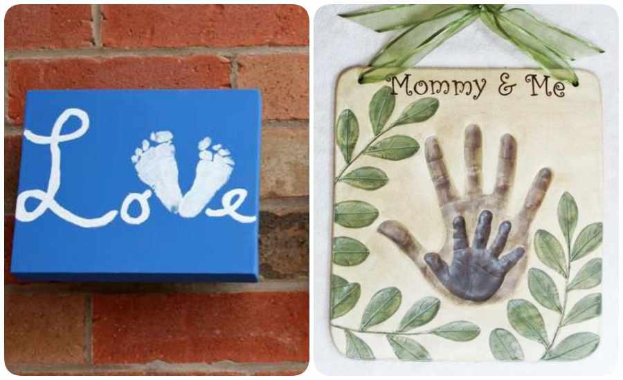 Manualidades para el Día de la madre: arte