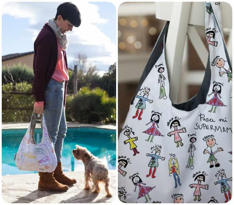 Día de la Madre: regalar bolsos personalizados