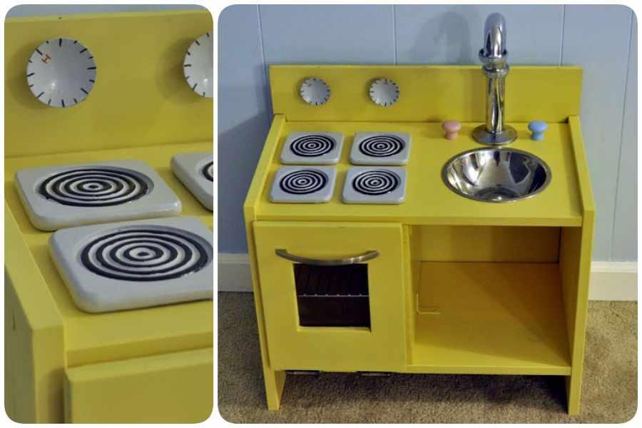 Cocinitas de juguete 4 ikea hacks - Ikea cocina infantil ...