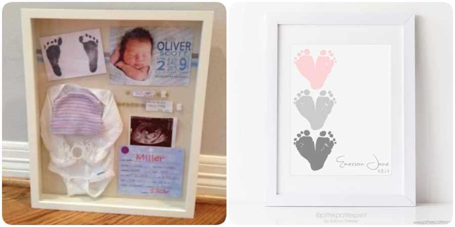 Cómo hacer cuadros infantiles para el bebé