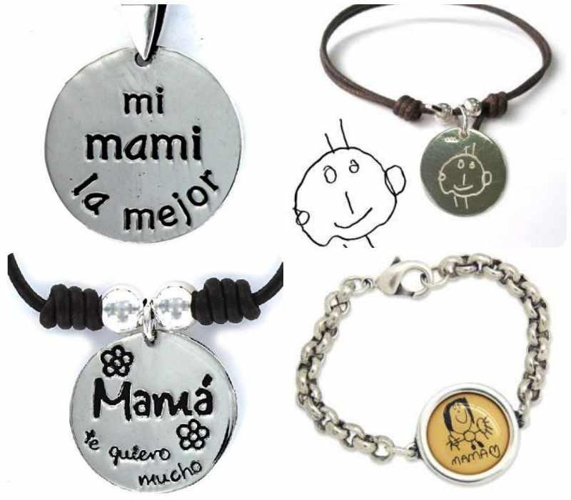 Regalos para el Día de la Madre: joyas