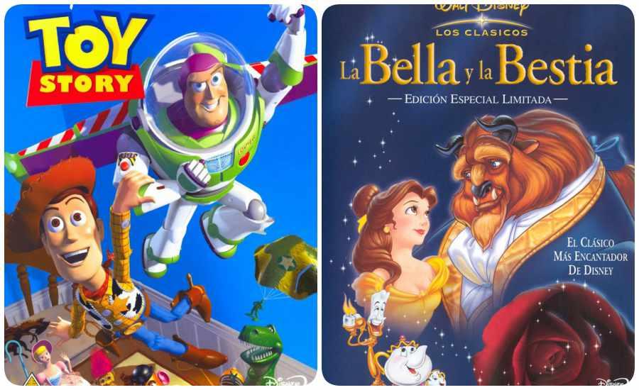 Películas Disney: elegimos las mejores