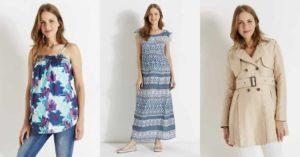 La Redoute: ropa de embarazada verano 2016