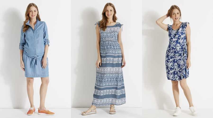 Ropa premamá: dónde comprar vestidos para embarazadas