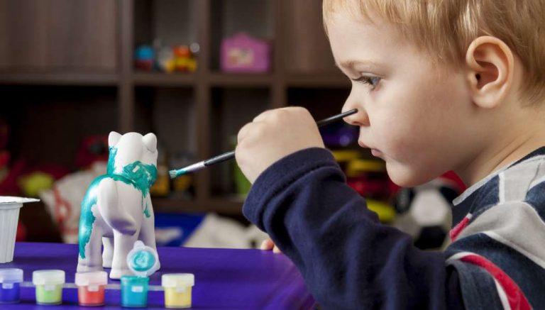 Fomentar la creatividad infantil