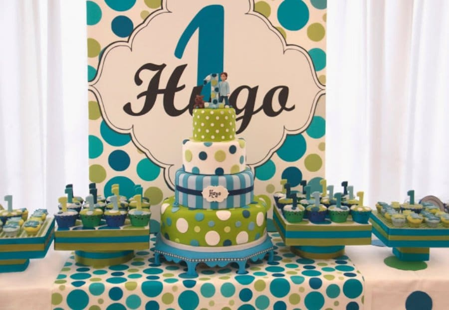 Ideas para cumplea os de 1 a o c mo decorar fiestas - Decoracion cumpleanos bebe 1 ano ...