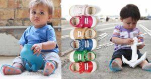 Bobux, calzado infantil