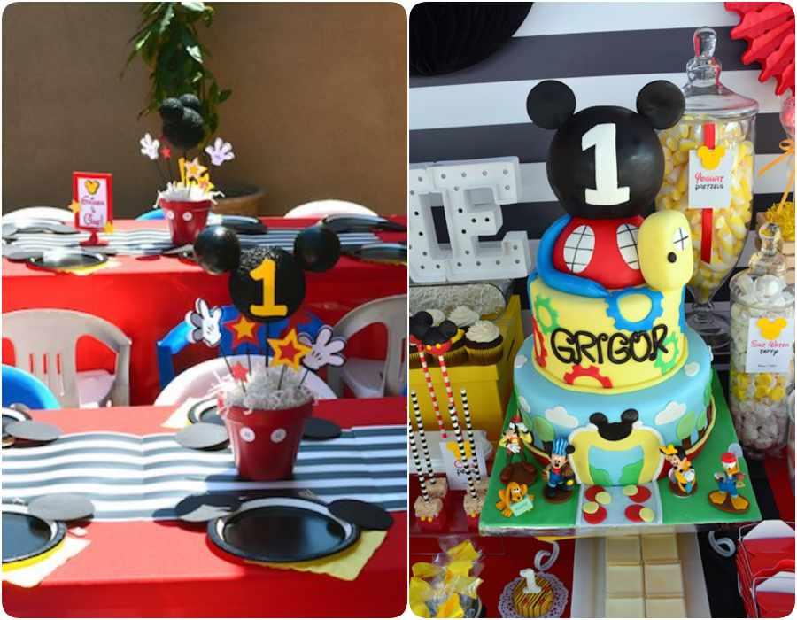 Ideas para cumplea os de 1 a o c mo decorar fiestas - Ideas originales para cumpleanos adultos ...