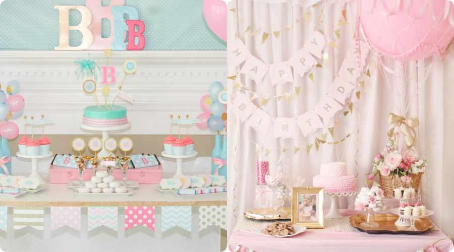 12 Ideas Para Cumpleanos De 1 Ano Menudos Bebes