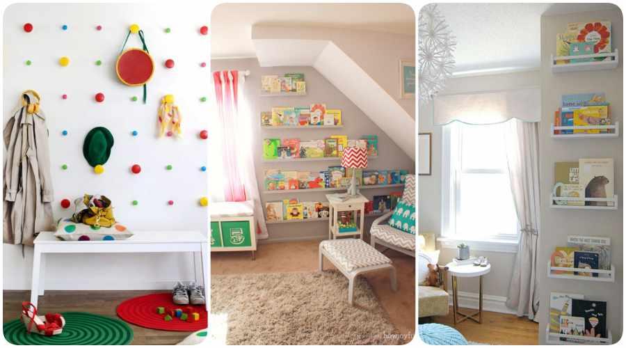 Ikea hacks para la habitaci n del beb menudos beb s - Habitaciones pequenas ikea ...