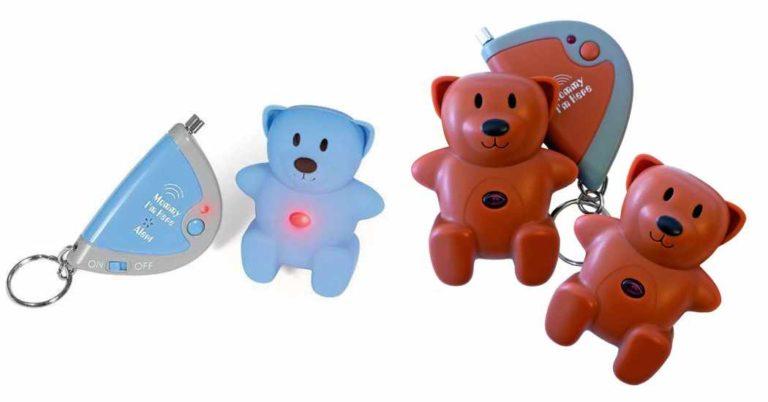 SOS Teddy, un dispositivo de seguridad infantil