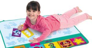 Regalos infantiles: una pizarra con rotulador de agua