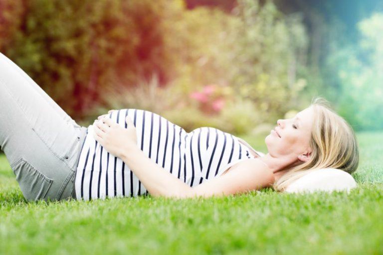 Alimentos con fibra durante el embarazo