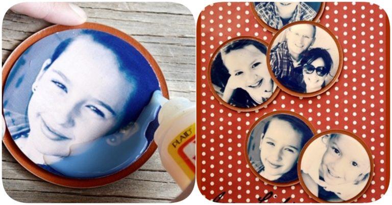 Cómo hacer imanes personalizados con fotos