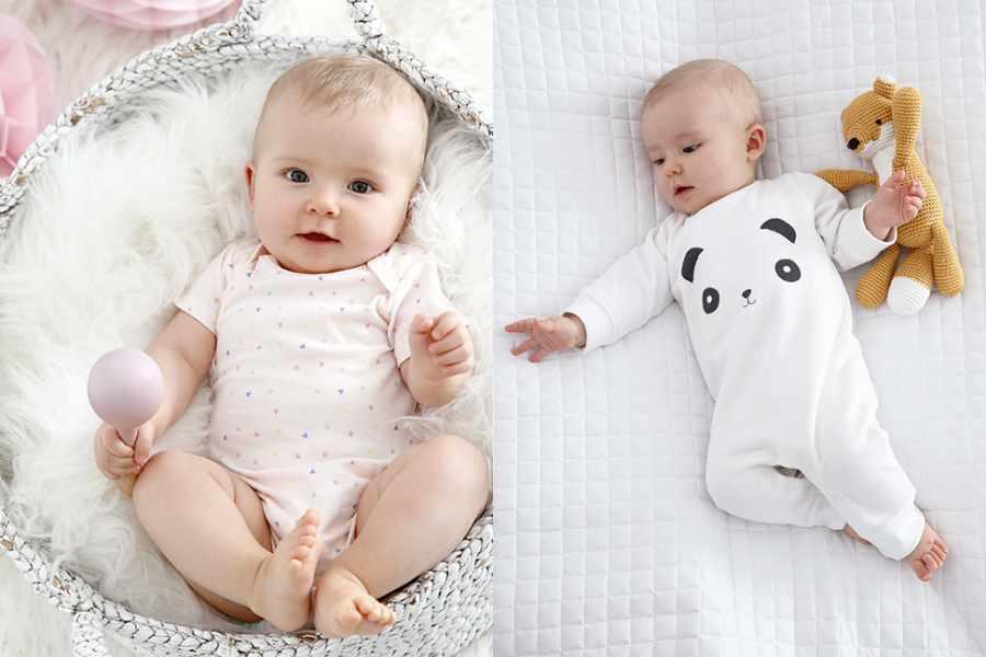 Ropa para bebés de La Redoute