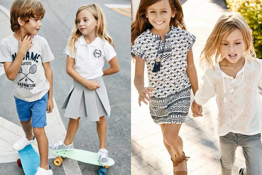 La Redoute Kids, moda infantil 2016