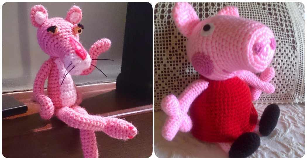 Amigurumis Para Bebes : Amigurumis patrones gratis para muñecos con ganchillo