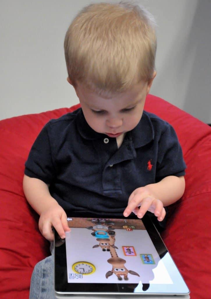 Cómo elegir la tablet infantil