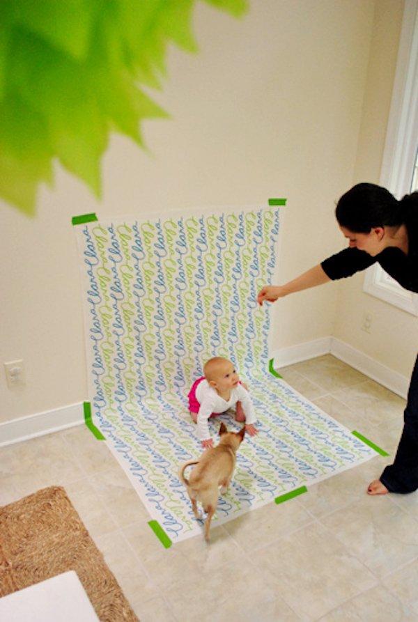 10 ideas para fotos de bebés ¡un recuerdo mes a mes!   Menudosbebes.com
