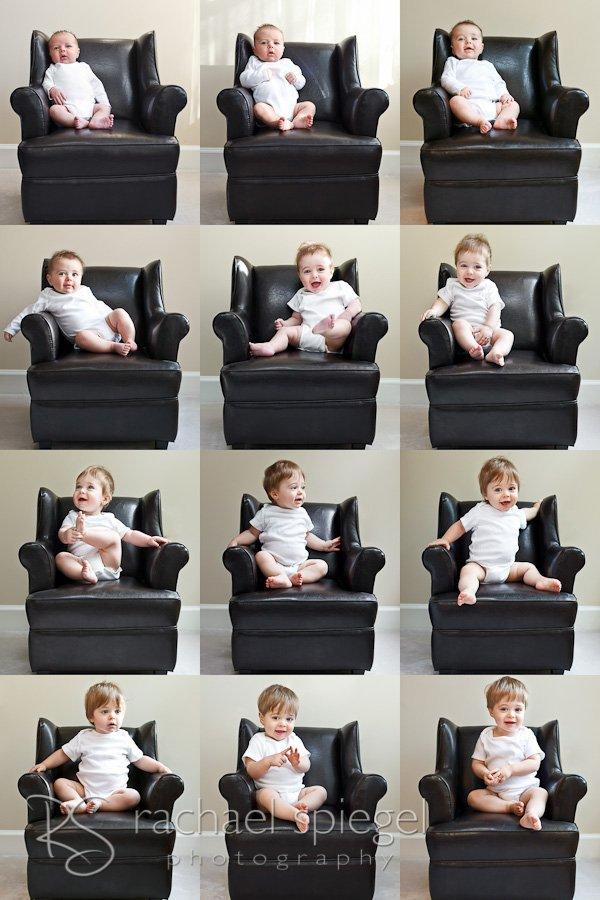Fotos de bebés para recordar