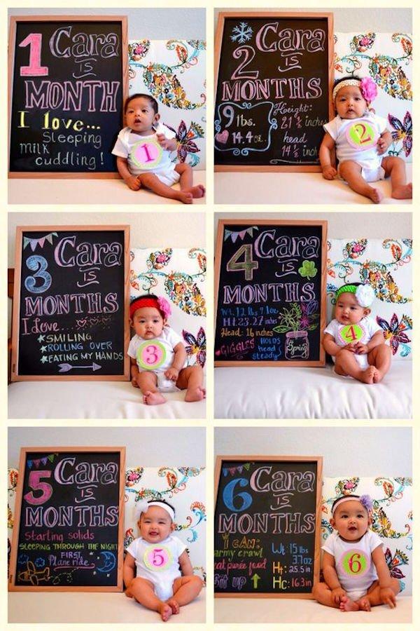 Fotos recuerdo de bebés
