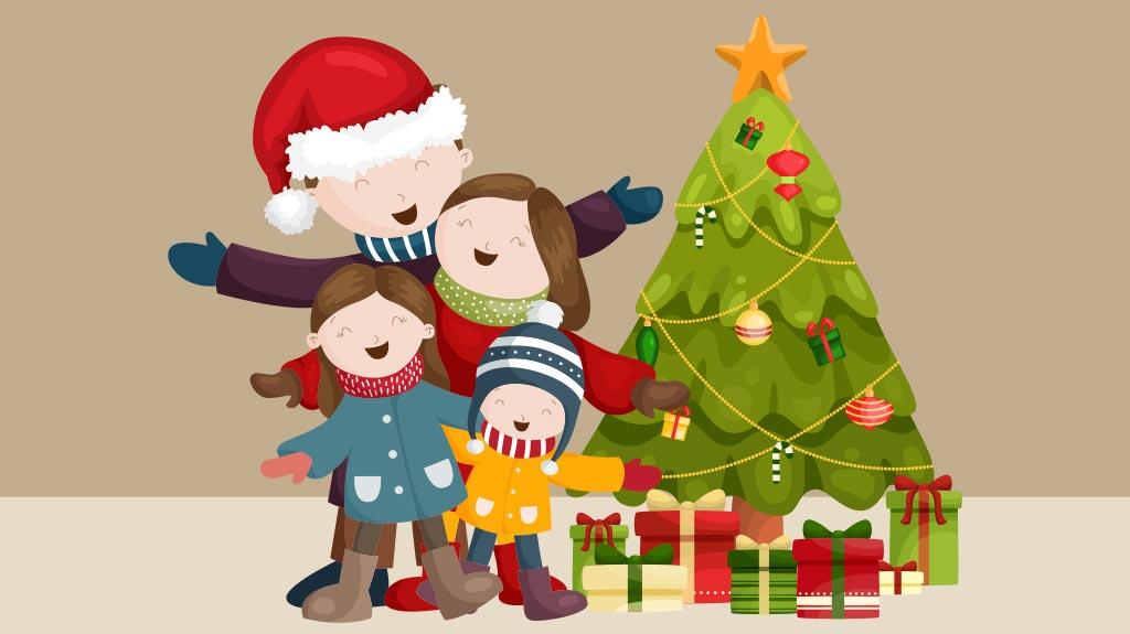 Villancicos de navidad para cantar con los ni os - Dibujos de pared para ninos ...