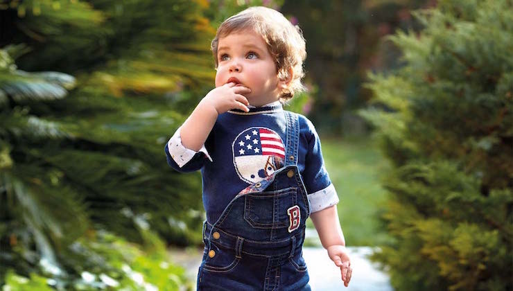 Mayoral niños ropa
