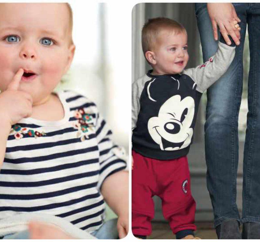 Colección invierno 2016 C&A bebés