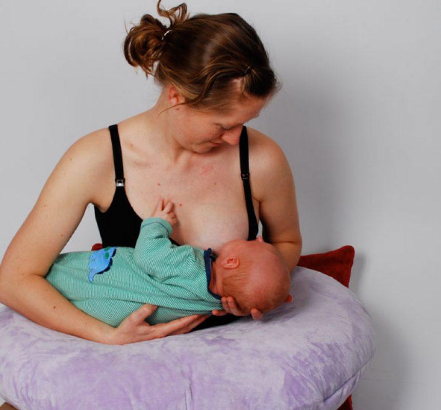 Cojín de lactancia