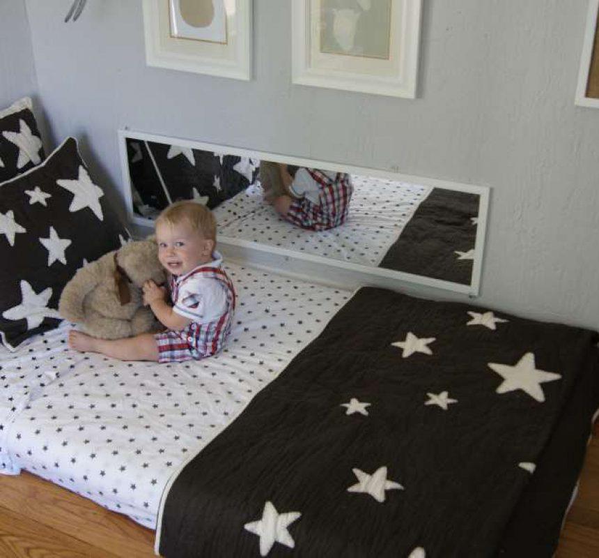 Como decorar una habitacion Montessori