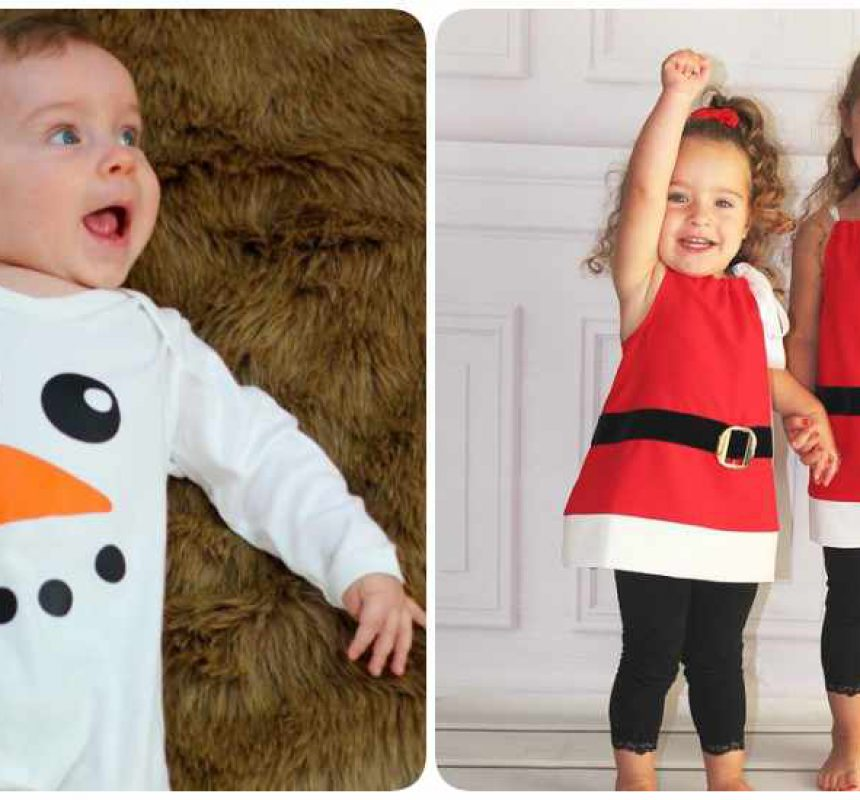 Disfraces caseros para bebés y niños