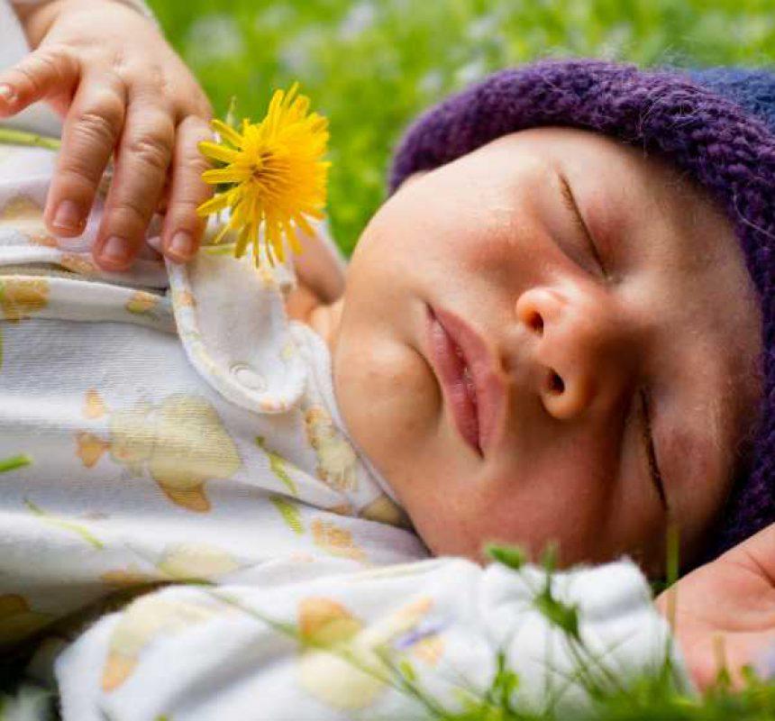Métodos para dormir al bebé