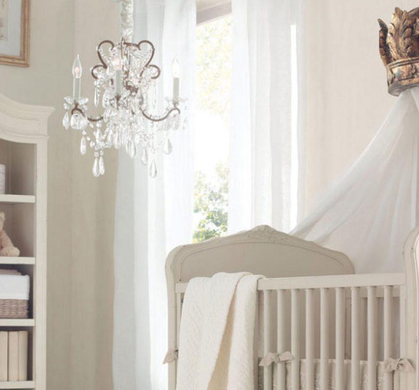 11 ideas para una habitación de bebé niña | Menudosbebes.com
