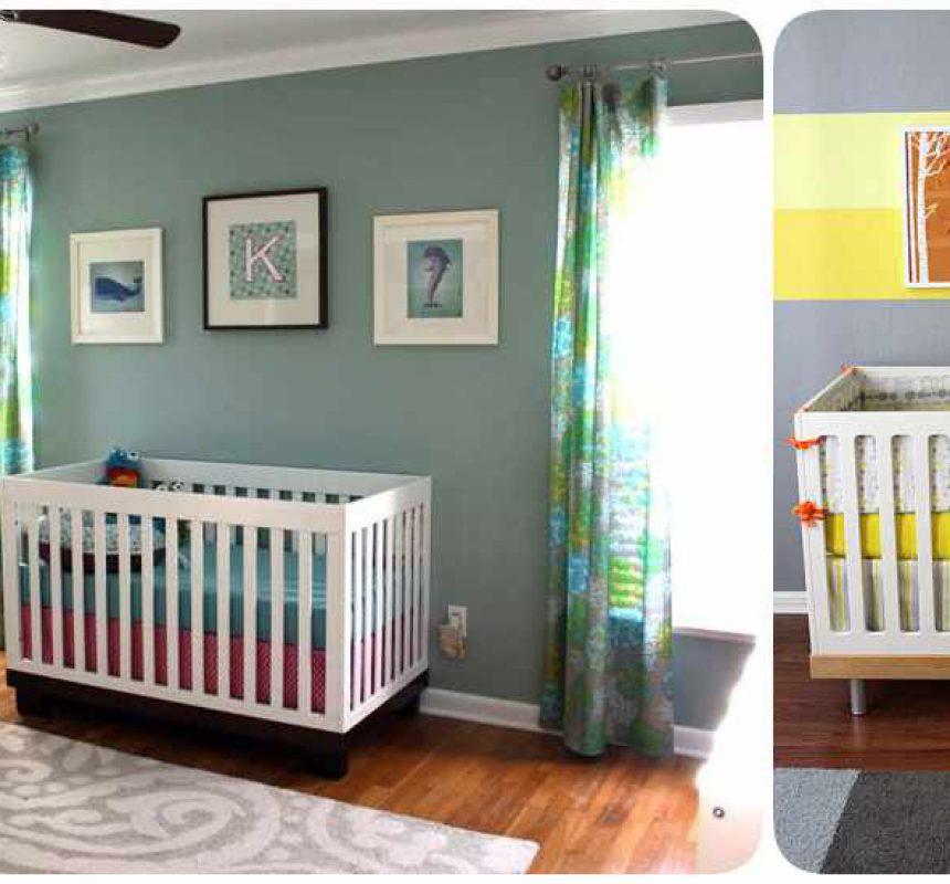 Colores Bebe.Como Elegir Los Colores Para La Habitacion Del Bebe