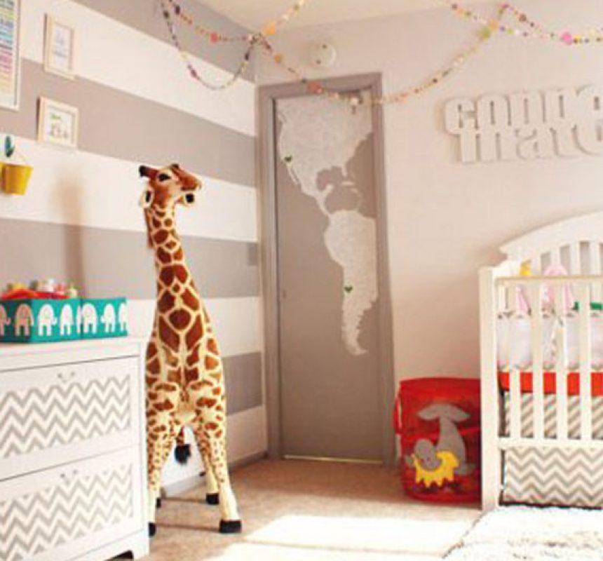 f5f4ebd05 13 bonitas habitaciones de bebé - Menudos Bebés